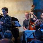 Anton Schwartz, John Shifflett & Dominick Farinacci. May 29, 2013. Photo by Dawn Hagen.