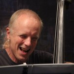 "John Shifflett rehearsing for the ""Flash Mob"" CD. May 29, 2013. Photo by Chuck Gee."