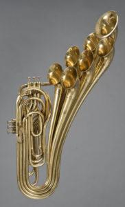 1876 Sax trombone