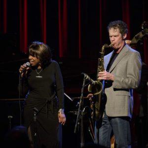 Gail Pettis and Anton Schwartz